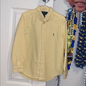 Children's Ralph Lauren long sleeve button down